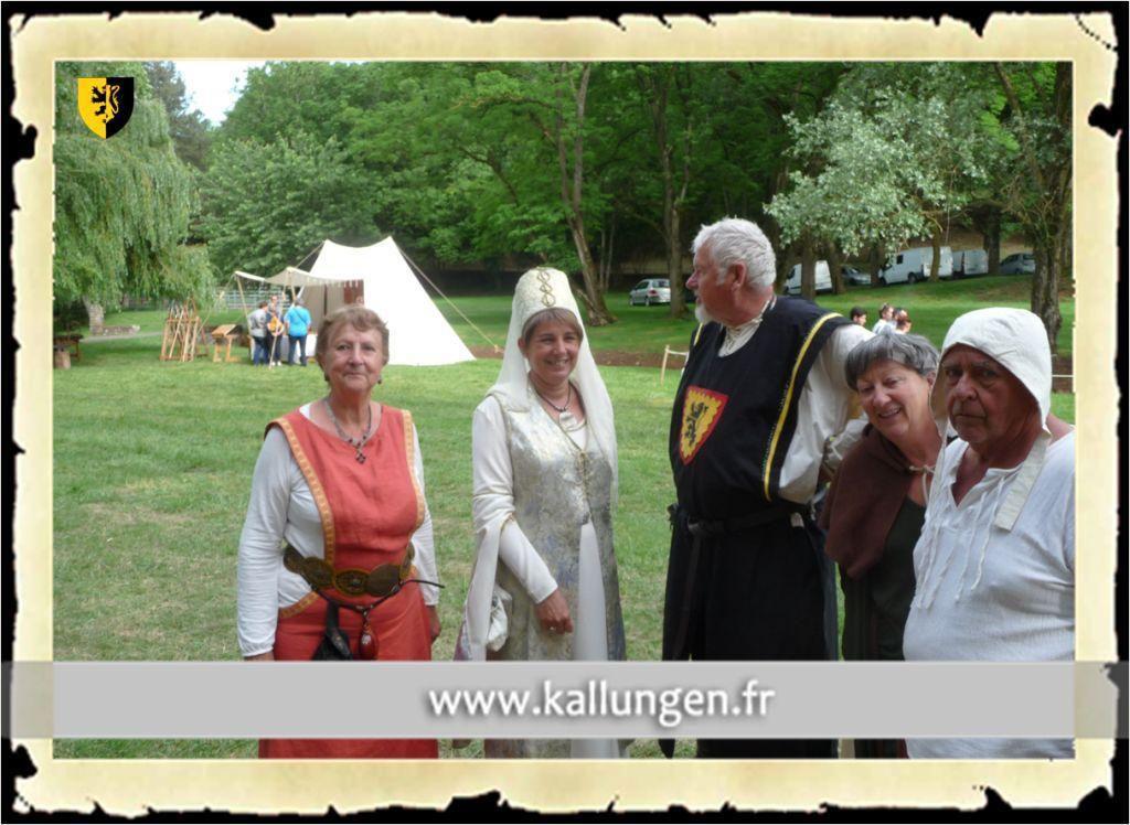 """Voir aussi sur le site de nos amis de """"La Guilde du Pays de Brou"""" d'autres photos de ce bon moment"""