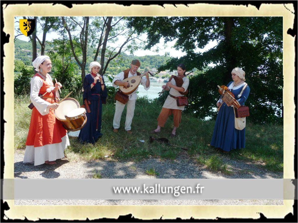 Fête Médiévale de Condrieu: