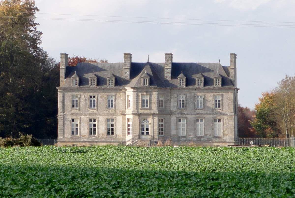 Le château de Chalonge