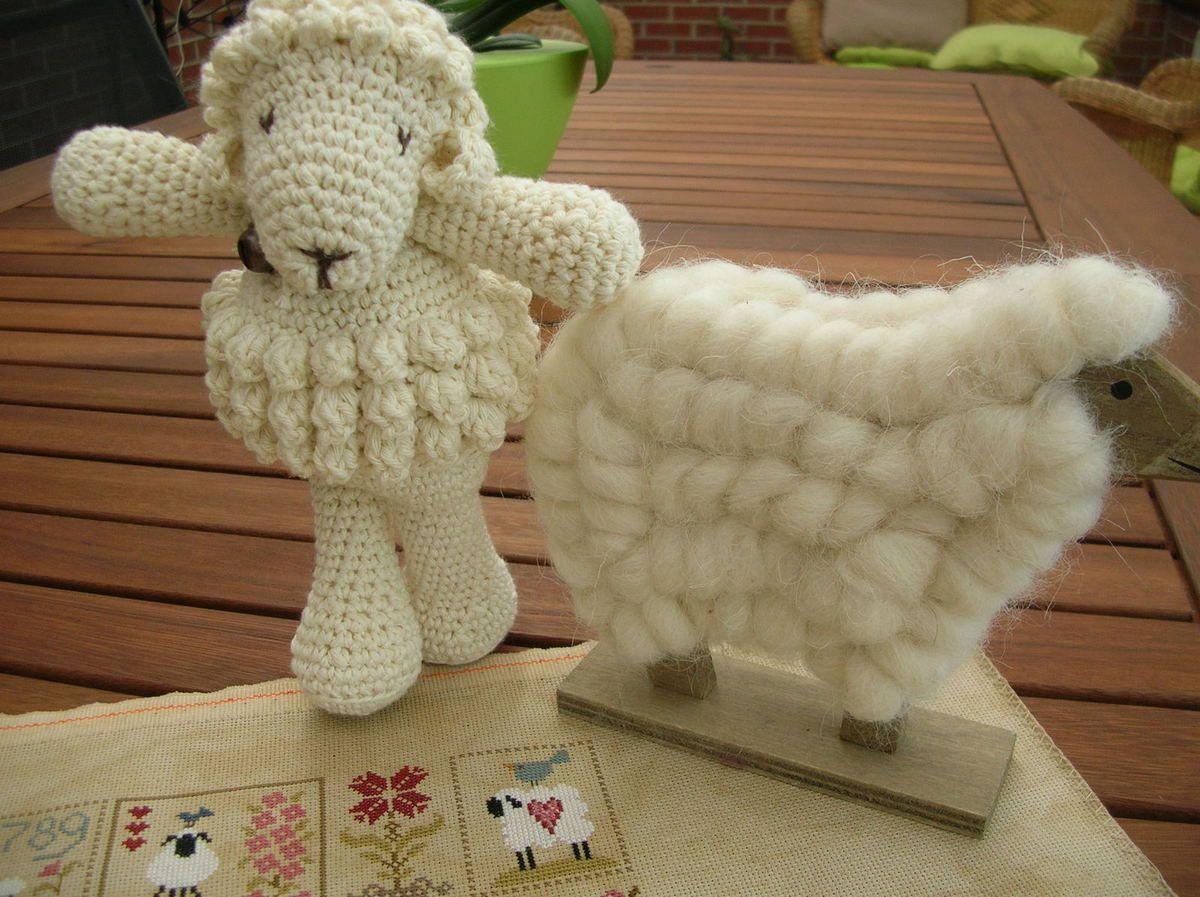 Histoire de moutons... 1/2/3