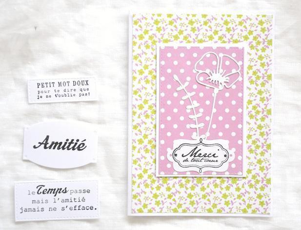 Adélaïde, son blog: letoilecreative. pour me remercier d'avoir participé à son anniblog , c'est Super gentil !!!