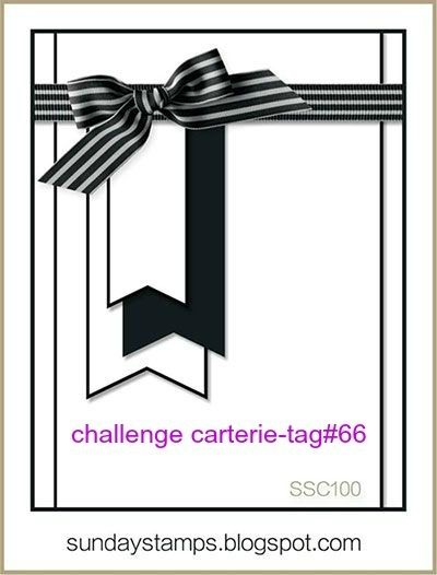 CHALLENGE CARTE/TAG  66 chez L' AS