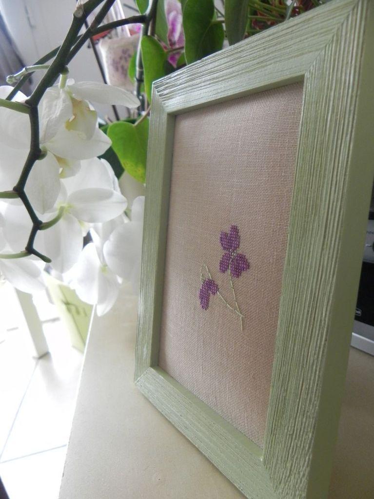De petites fleurs