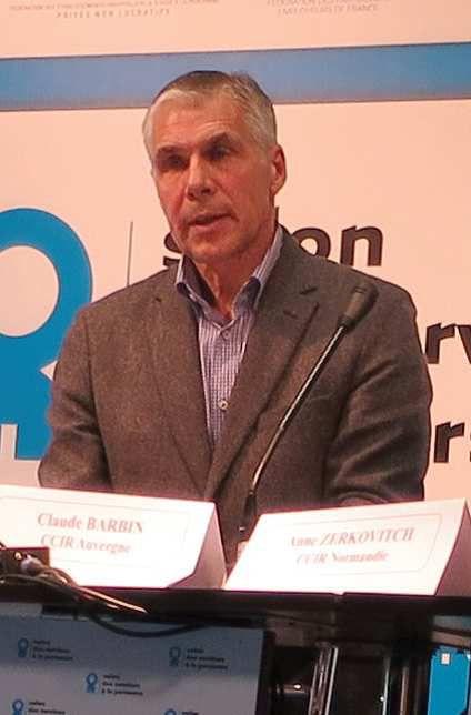 La Silver economy un élément fort pour soutenir l'economie Auvergnate :          Par Claude Barbin President de la Commission Commerce Entreprise de Service a la personne de La CCI Auvergne