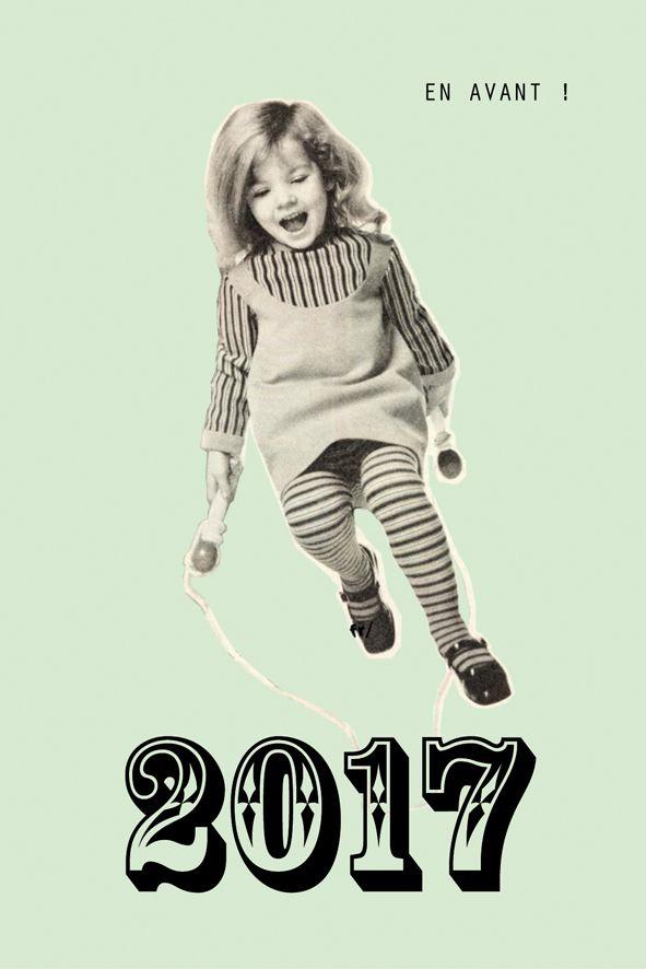 Omnibus vous souhaite une année 2017 pleine d'élan !