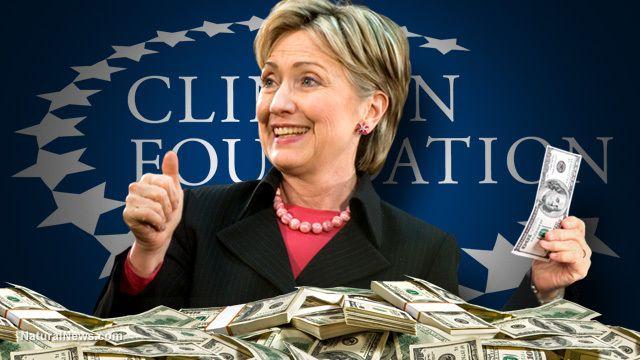 Mafia : voici comment les Français sont rackettés par les Clinton !