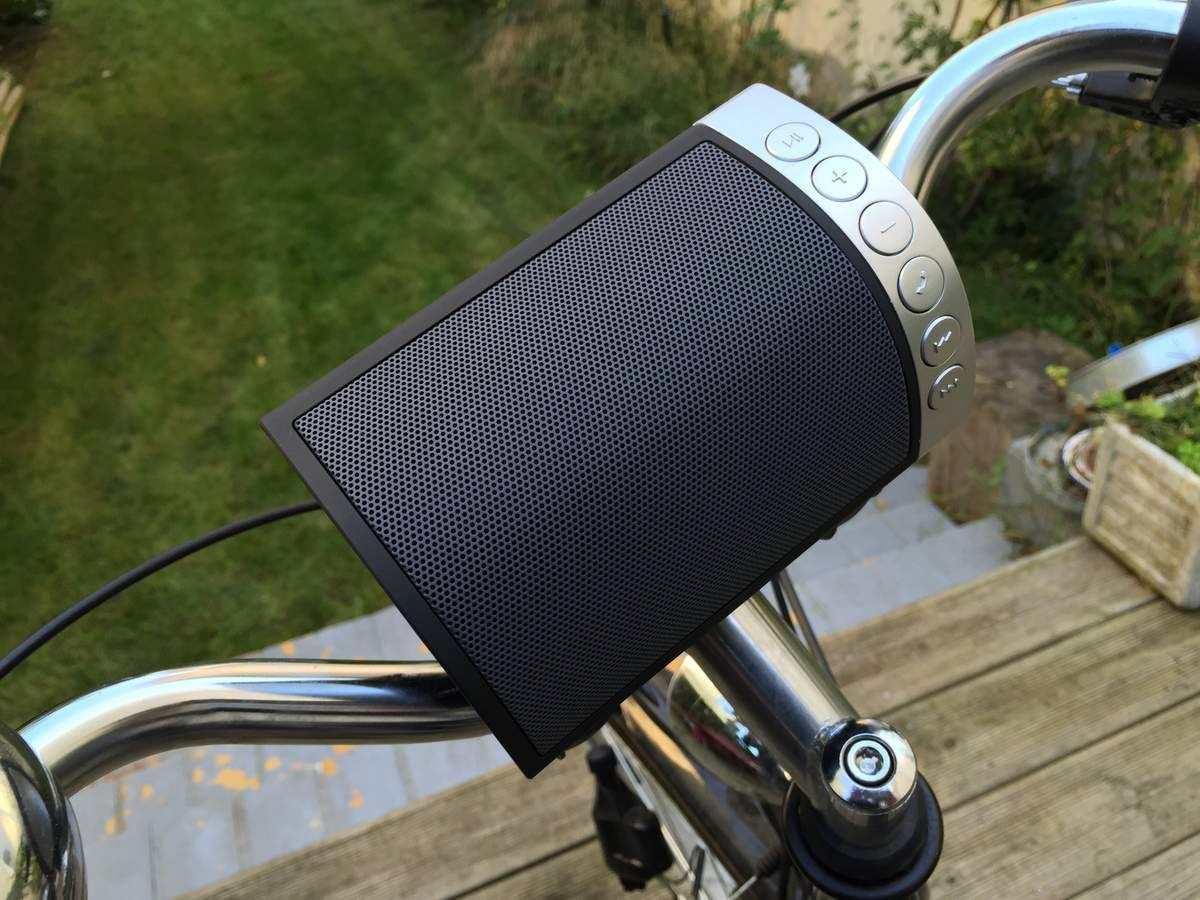 A pedale, et en musique !
