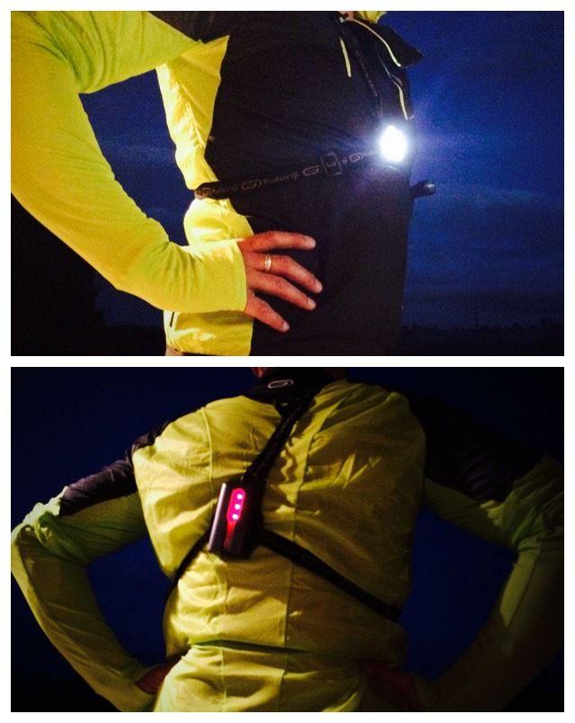run light kalenji un phare pour courir de nuit sport le des geeks sportifs