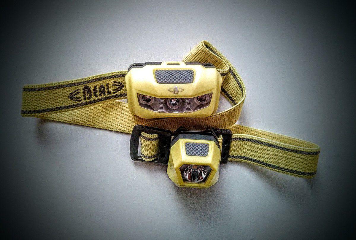 Be Visi Beal : Running éclairé pour une sécurité à 360° !