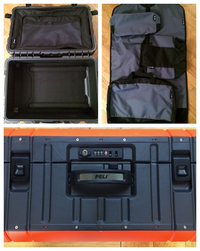 Peli ProGear Elite Luggage : valise tout terrain