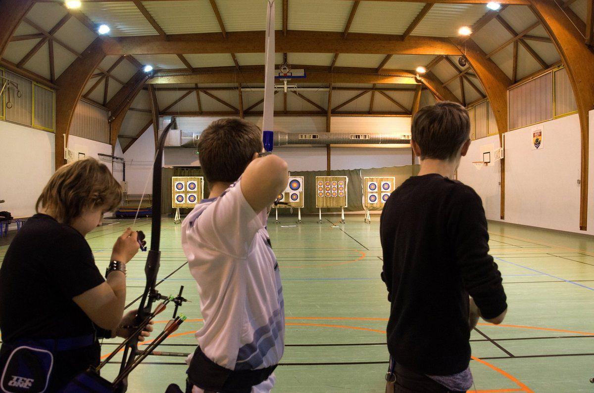 La 1ère Compagnie des Archers Portois vs. les Archers du Sanon