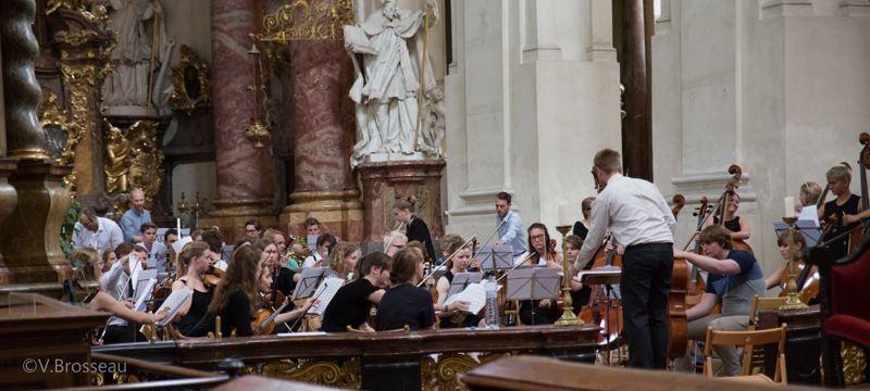 La musique à Prague