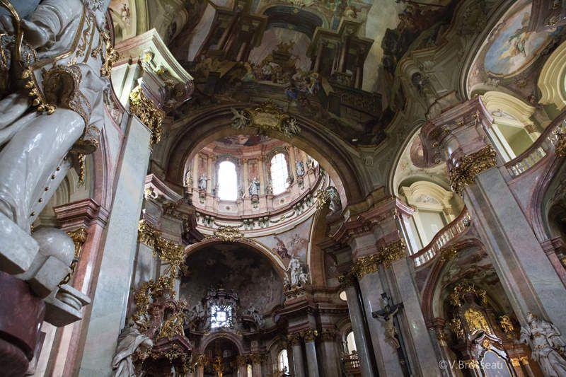 Prague - église Saint Nicolas