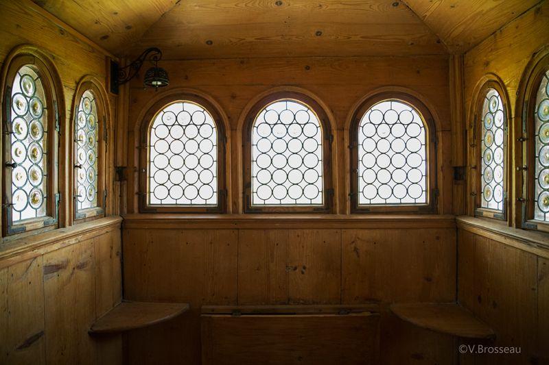 L'église en bois de Karpacz - Pologne -