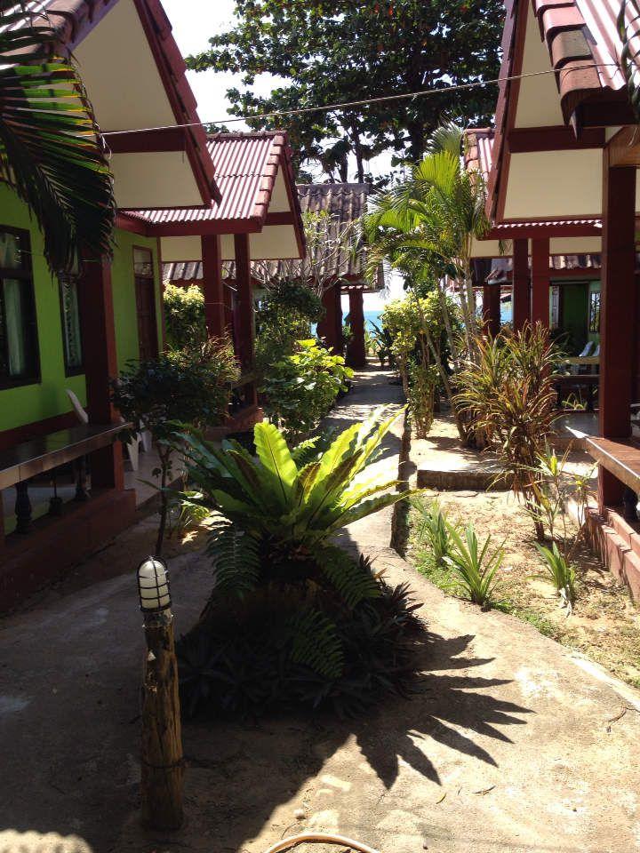 Arrivée à Koh Lanta