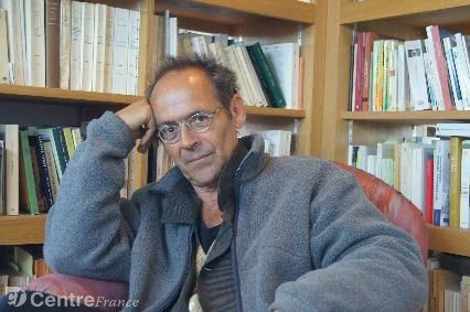 -Bernard Stiegler, instituteur au Grand Meaulnes !-