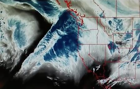 La manipulation du climat est-elle réelle ? Des nuages carrés le prouvent