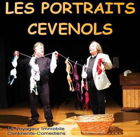 &quot&#x3B;Les Portraits Cévenols&quot&#x3B; jouent pour le Téléthon à Rocquefort !!!