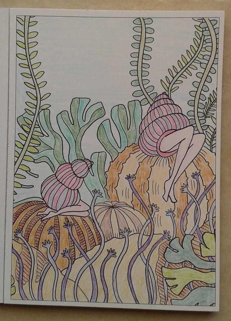 Carte coloriée 9