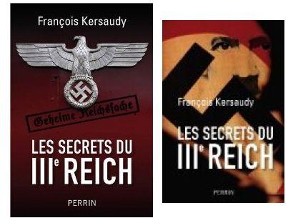 Les secrets du IIIe Reich, de François Kersaudy