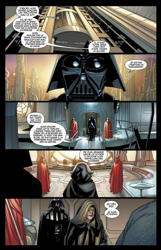 Star Wars, Dark Vador - tome 1