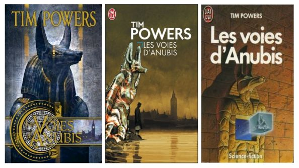 Les voies d'Anubis, de Tim Powers