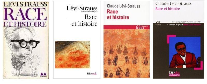 Race et histoire, de Claude Levi-Strauss