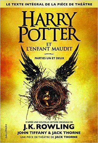 Harry Potter et l'enfant maudit, de JK Rowling