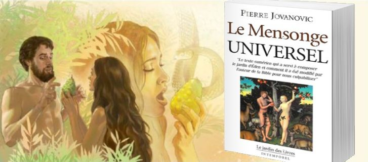 Le mensonge universel, de Pierre Jovanovic