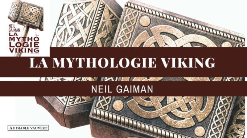 La mythologie viking, de Neil Gaiman