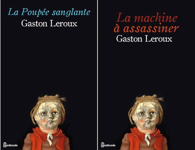 La poupée sanglante : La machine à assassiner