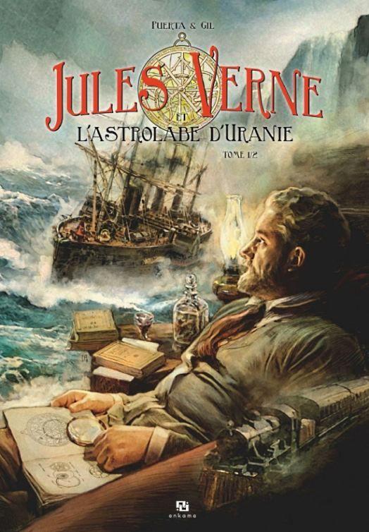 Jules Verne et L'astrolabe d'Uranie