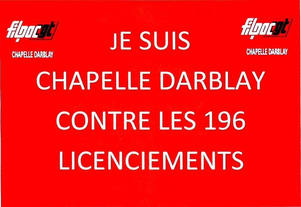 Chapelle-Darblay: la CGT met &quot&#x3B;cartes sur table&quot&#x3B;