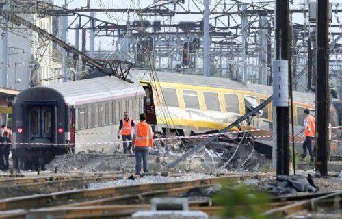 Catastrophe de Brétigny : un rapport dénonce la baisse massive du nombre d'agents des chemins de fer !