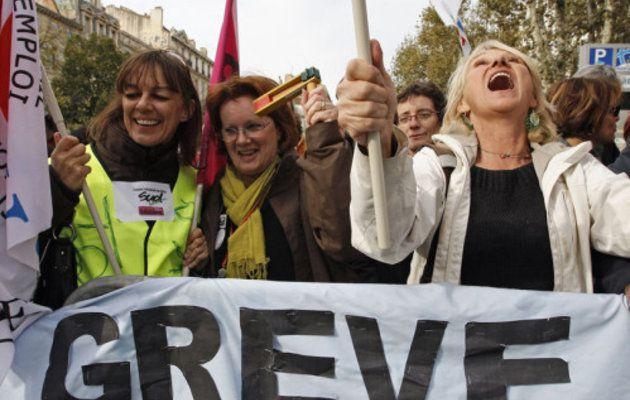 Fonctionnaires: Ensemble, le 9 avril 2015, construisons une puissante journée de grève et de manifestation interprofessionnelle !