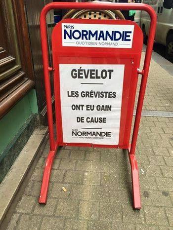 Gévelot Offranville: victoire des salariés !