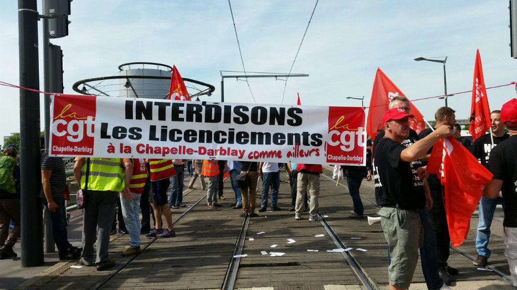 Salaires Les salariés mobilisés pour l'augmentation de leurs salaires !