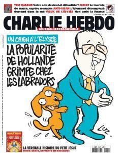 Communiqué suite à l'attentat meurtrier à Charlie-Hebdo