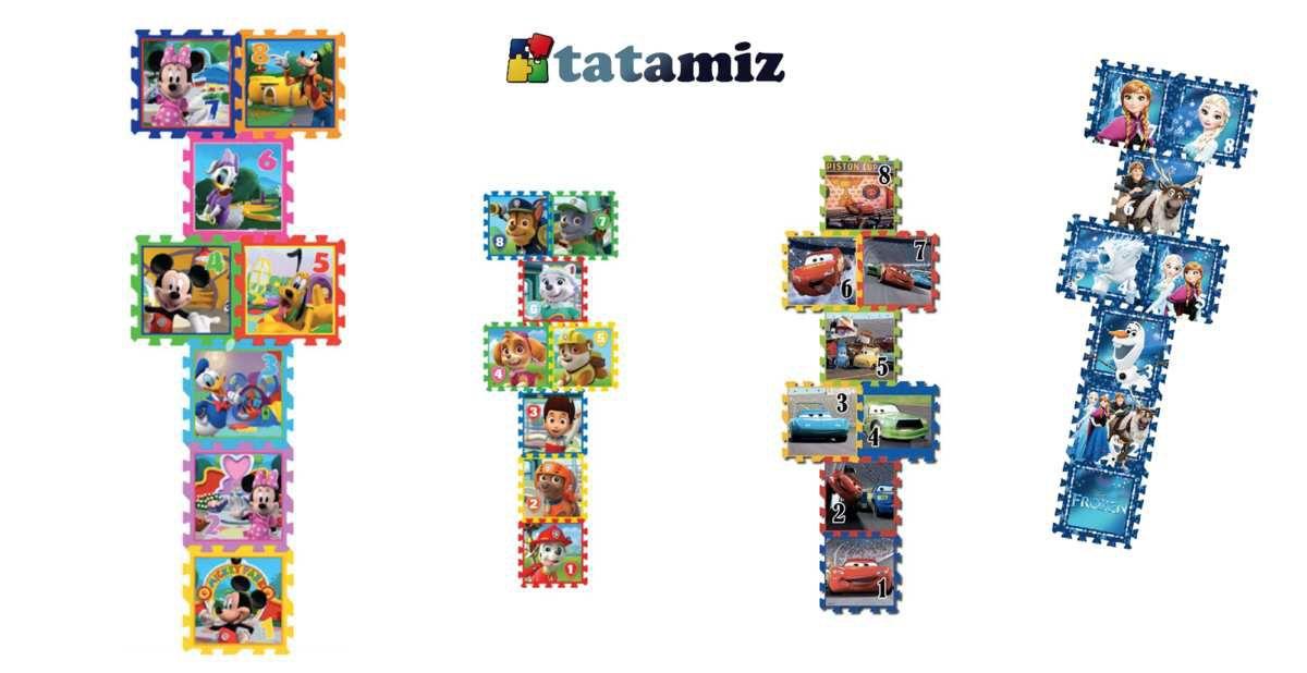 Concours Tatamiz : un tapis enfant à gagner !