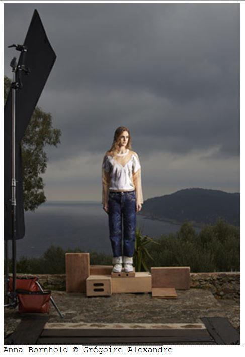 30e Festival International de Mode & de Photographie Source : http://www.villanoailles-hyeres.com/hyeres2015/stylistes/selection