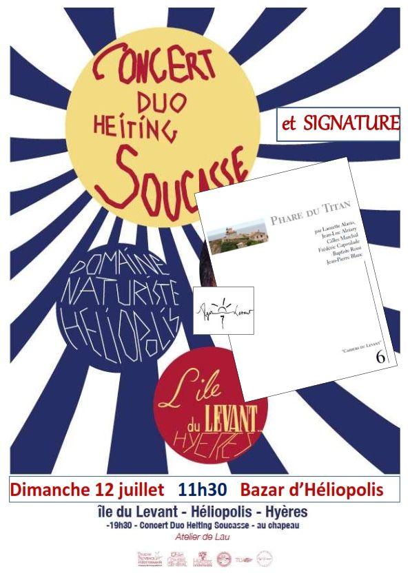 Cahier du Levant n°6 / Concert de Jazz
