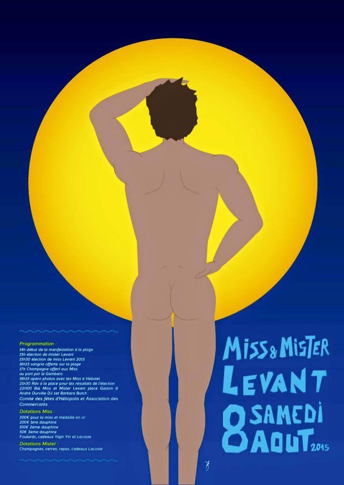 Samedi 8 août au Levant.....