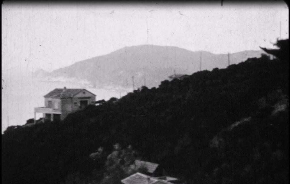 Extraits d'images de 1936 diffusées