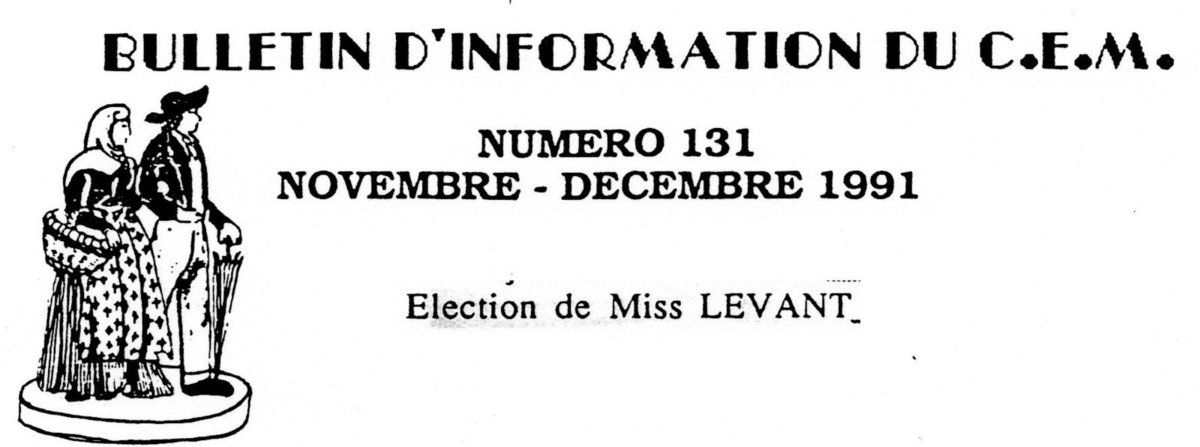 L'élection de Miss Levant par Robert Teilhol 2/3