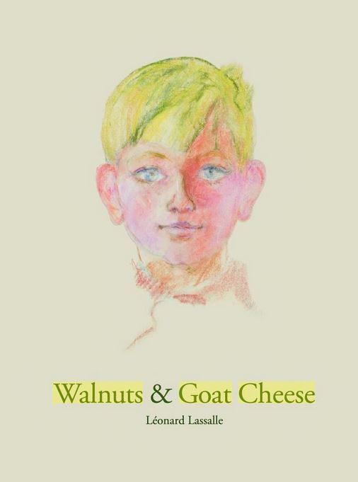 Noix et fromage de chévre