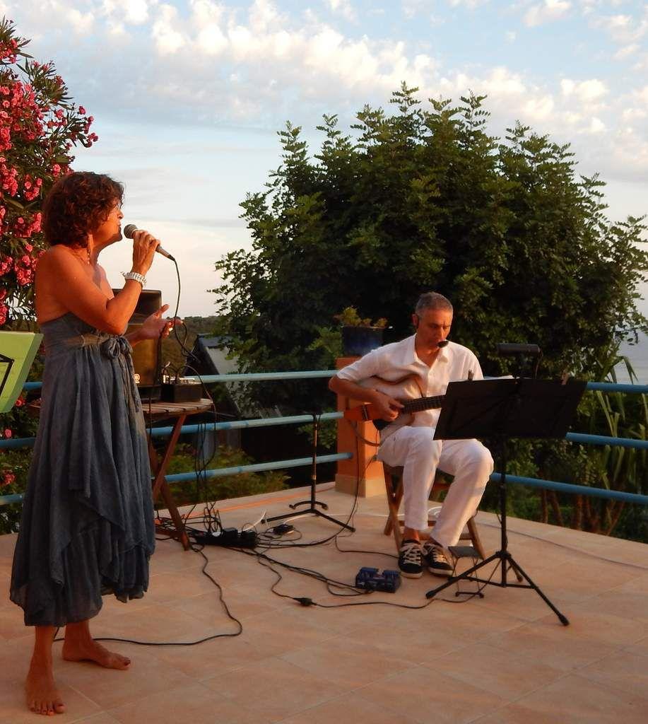 BRASILIANA DUO avec Marylène Térol et Antoine Gambino
