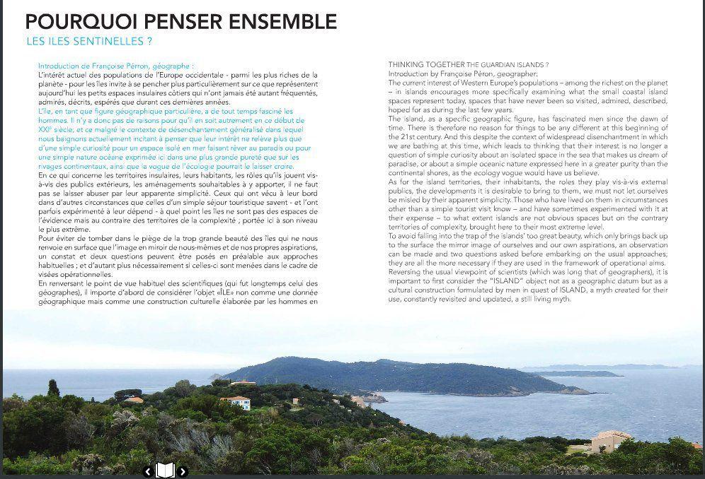 L'île du Levant à la Biennale de Venise !  L'atelier de l'archipel des Horizons Possibles