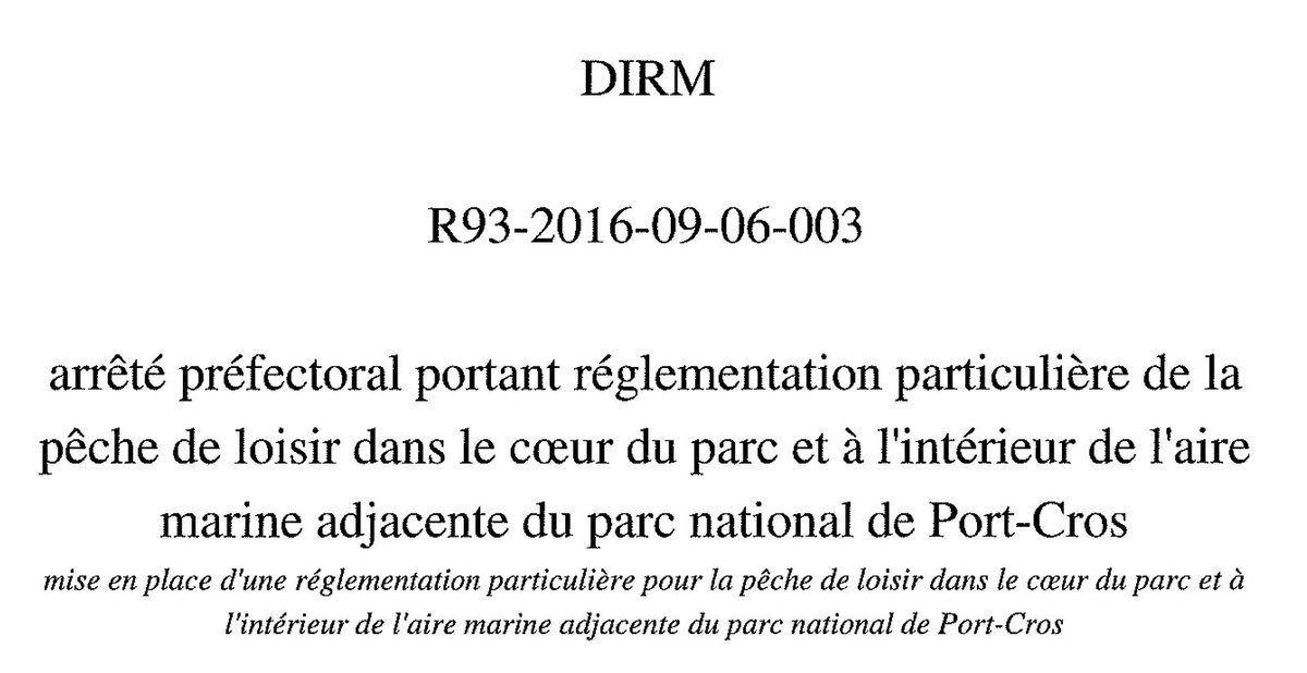Réglementation de la pêche de loisir dans les eaux levantines (entre autres)