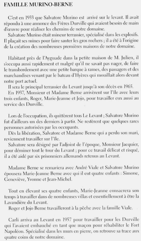 Marie-Jeanne Murino née Berne