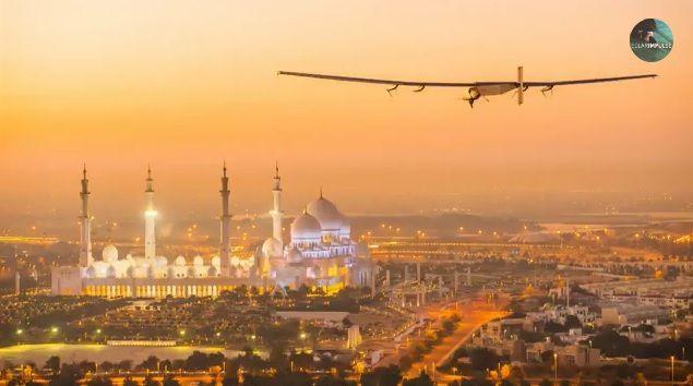 Solar Impulse 2, une invitation à changer de modèle énergétique